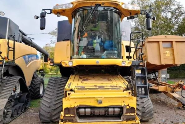agricultural equipment and farming